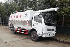 东风 多利卡D7156马力 4X2 散装饲料运输车(程力威牌)(CLW5110ZSLE5)