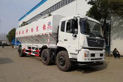 湖北程力 210马力 6X2 东风天锦底盘散装饲料运输车(小三轴)(CLW5251ZSLD5)
