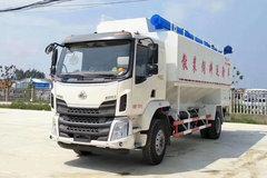 东风柳汽 新乘龙M3 180马力 4X2 散装饲料运输车(程力威牌)(CLW5180ZSLL5)