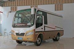 东风超龙 140马力 厢式货车(国六)(法士特6挡)
