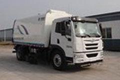 青岛解放 龙V 180马力 4X2 扫路车(青专牌)(QDZ5160TSLCJE1)