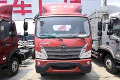 福田 瑞沃ES3 160马力 3.8米排半栏板轻卡(BJ2043Y8JES-AA) 卡车图片
