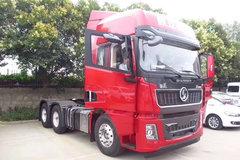 陕汽重卡 德龙X5000 550马力 6X4牵引车 卡车图片