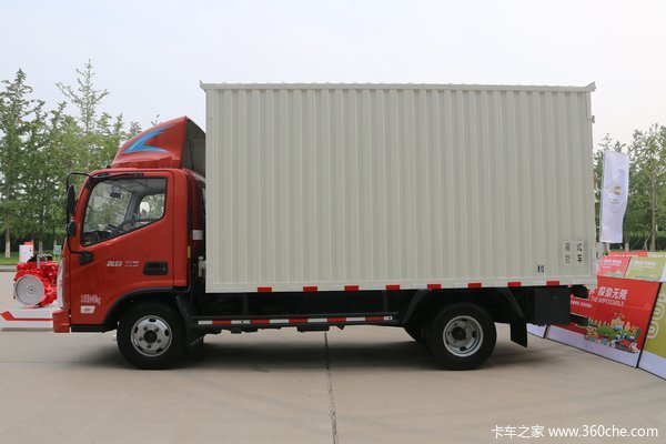 优惠0.4万 北京市奥铃速运载货车火热促销中
