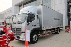 福田 欧航R系(欧马可S5) 超级卡车 220马力 排半厢式载货车(国六) 卡车图片