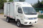 福田 祥菱M2 2.95T 2.82米单排纯电动厢式运输车(BJ5030XXYEV3)44.43kWh