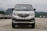长安跨越 新豹3 标准版 1.5L 汽油 112马力 2.535米双排厢式微卡(双后轮)(国六)(SC5031XXYNAS64)