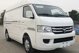 福田商務車 風景G7EV 3.5T 5.32米純電動廂式運輸車