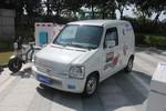 福田时代 递哥 低配版 1.1T 1座 3.4米纯电动封闭货车7.95kWh