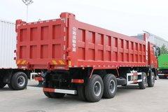 福田 欧曼GTL 9系重卡 430马力 8X4 8.8米自卸车(潍柴)(BJ3319DMPKJ-AG) 卡车图片