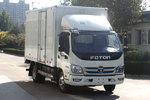 福田 时代M3 7.36T 4.17米纯电动厢式载货车(BJ5073XXYEV1)97.7kWh图片