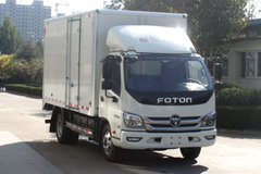 福田 时代M3 7.36T 4.17米纯电动厢式载货车(BJ5073XXYEV1)97.7kWh