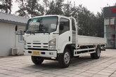 庆铃 五十铃700P系列中卡 190马力 5.058米单排栏板载货车(QL1100A8KA)