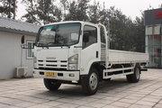 庆铃 五十铃700P系列中卡 190马力 6.008米单排栏板载货车(QL1100A8MA)