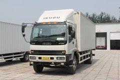 庆铃 FVR重卡 240马力 4X2 7.1米厢式载货车(QL5150XWQFRJ) 卡车图片
