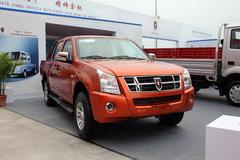 金杯 大力神 2013款 长轴距 2.5L柴油 双排皮卡 卡车图片