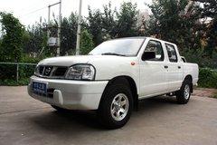 2011款郑州日产 标准型 2.4L汽油 双排皮卡 卡车图片