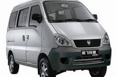 2008款 哈飞 民意 豪华型 80马力 1.3L面包车