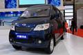 开瑞汽车 优优 2018款 厢货标准型 80马力 1.2L 5座面包车图片