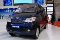 2012款开瑞 优优 基本I型 68马力 1.0L面包车