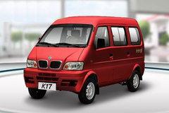 东风小康 K17 限量版 45马力 1.0L面包车