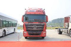 福田 欧曼GTL 9系重卡 345马力 4X2牵引车(BJ4189SLFKA) 卡车图片