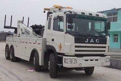 江淮 格尔发 340马力 8X4 清障车(HFC5314TQZK2R1LT)