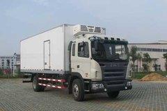江淮 格尔发K3L 160马力 4X2 7.8米冷藏车(6挡)(HFC5181XLCP3K1A50V)