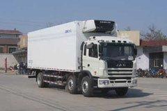 江淮 格尔发 220马力 6X2 冷藏车(HFC5256XLCK2R1HT)