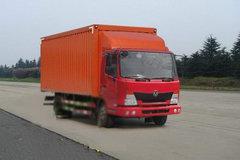 东风商用车 嘉运中卡 130马力 4X2 4.7米单排厢式载货车(DFL5060XXYB) 卡车图片