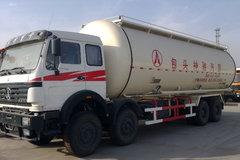 北奔重卡 336马力 8X4 粉粒物料车(ND5319GFLZ)