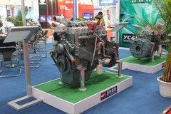 玉柴YC6M290N-40 国四 发动机