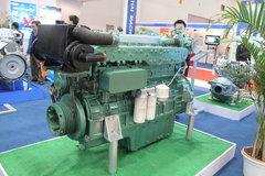 玉柴YC6T540C 540马力 16.35L 国三 柴油发动机
