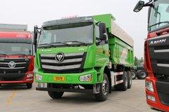 福田 欧曼新ETX 9系重卡 350马力 6X4 5.4米自卸车(13T后桥)(BJ3253DLPKB-AE) 卡车图片