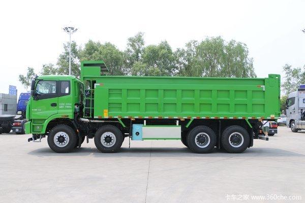 降价促销欧曼新ETX自卸车仅售28.63万