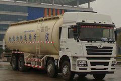 陕汽重卡 德龙F3000 加强版 336马力 8X4 40方低密度粉粒物料运输车(SX5310GFLFB466)