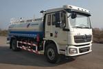 陕汽商用车 德龙L3000 标准版 245马力 4X2 吸污车(SHN5180GXWLA1115)