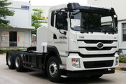 比亚迪 Q3 26T 6X4 纯电动牵引车(BYD4260DDDBEV)348kWh
