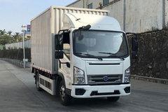 比亚迪T5A 4.495吨 4.03米单排厢式纯电动轻卡(BYD5040XXYBEV3)