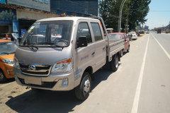 北汽黑豹 兴运G6 1.5L 116马力 汽油 2.595米双排栏板小卡(国六)(BJ1036W31KS)