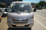 北汽黑豹 兴运G6 1.5L 116马力 汽油 2.52米双排厢式小卡(国六)(BJ5036XXYW31KS)图片