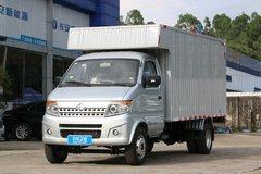 长安轻型车 神骐T20L 1.5L 116马力 汽油 3.62米单排厢式微卡(SC5035XXYDCBA6) 卡车图片