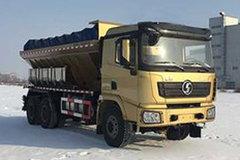 陕汽 德龙X3000 加强版 350马力 6X4 除雪车(SX5250TCXXB4)