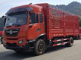 东风商用车 天锦KR 230马力 4X2 6.75米排半仓栅式载货车(DFH5180CCYEX3)