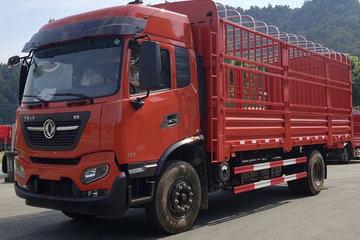 东风商用车 天锦KR 245马力 4X2 6.75米排半仓栅式载货车(DFH5180CCYE3)
