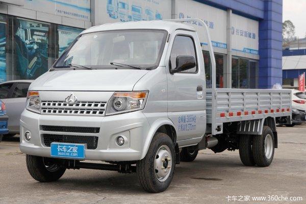 长安轻型车 神骐T20 1.5L 116马力 汽油 3.3米单排栏板微卡