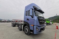 东风商用车 天龙KL重卡 420马力 8X4 9.6米栏板载货车(超速挡)(DFH1310A1) 卡车图片