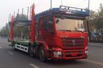 陕汽 德龙新M3000 经济版 340马力 6X2 中置轴车辆运输车(长轴距)(SX5210TCLMC9)