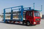 陕汽 德龙L3000 标准版 185马力 4X2 中置轴车辆运输车(SX5180TCLLA12)