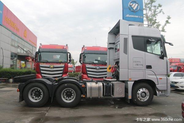 优惠0.5万上海欧曼EST-A牵引车促销中